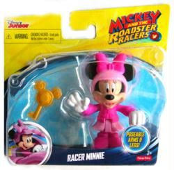 Mickey and the Roadster Racers: Racer Minnie figure (Disney)
