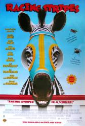 Racing Stripes movie poster (2005) 27x40 video version