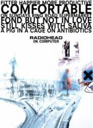 Radiohead poster: OK Computer (24'' X 36'') New