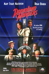 Radioland Murders movie poster [Mary Stuart Masterson, George Burns]