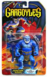 Gargoyles: Rainstorm Hudson action figure (Kenner/1995)