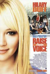 Raise Your Voice movie poster [Hilary Duff] 27x40 original