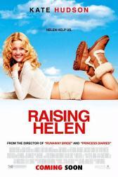 Raising Helen movie poster [Kate Hudson] 27x40
