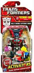 Transformers Activators: Rally Rumble Optimus Prime figure (Hasbro)