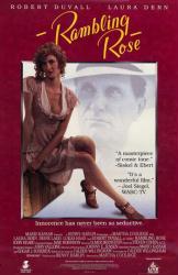 Rambling Rose movie poster [Laura Dern, Robert Duvall] 27x40