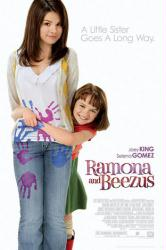 Ramona and Beezus movie poster [Joey King & Selena Gomez]