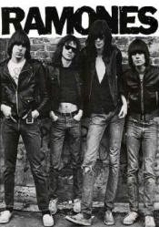The Ramones poster: 1st Album artwork (24x36) New