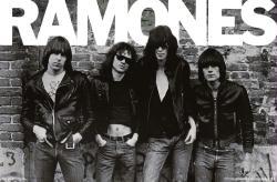Ramones poster: 1st Album Art (34x22) Punk music