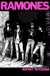 The Ramones poster: Rocket to Russia (24'' X 36'') New