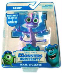 Monsters University Scare Students: Randy action figure (Spin Master)
