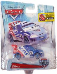 Cars Ice Racers: Raoul CaRoule die-cast (Disney/Pixar) 2014