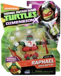 Teenage Mutant Ninja Turtles Dimension X: Raphael Space Battler figure