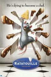 Ratatouille movie poster (24x36) Disney/Pixar