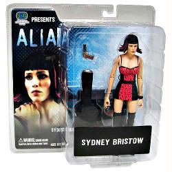 Alias: Sydney Bristow in 'Rave Alias' action figure (Stevenson/2004)