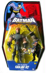 Batman [Brave and the Bold] Ray Blaster Kanjar Ro figure (Mattel/2009)