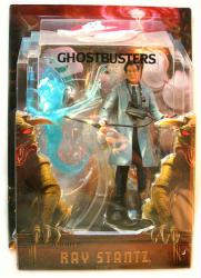 Ghostbusters: 6'' Ray Stantz figure & Subway Ghost (Mattel/2009)
