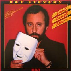 Ray Stevens poster: Don't Laugh Now vintage LP/Album flat (1982)