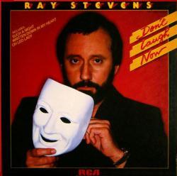 Ray Stevens poster: Don't Laugh Now vintage LP/Album flat