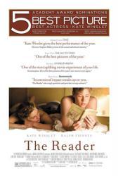 The Reader movie poster [Kate Winslet & David Kross] Awards version