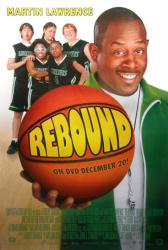 Rebound movie poster [Martin Lawrence] 27x40 video version