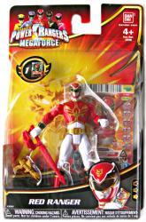Power Rangers Megaforce: Red Ranger action figure (Bandai)
