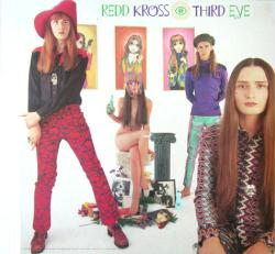 Redd Kross poster: Third Eye vintage LP/Album flat (1990)