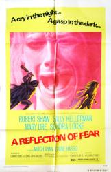 A Reflection of Fear movie poster [Sondra Locke] 27x41 original