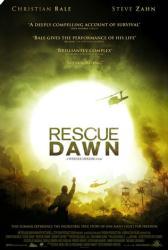 Rescue Dawn movie poster [a Werner Herzog film] 27x40