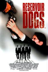 Reservoir Dogs movie poster [a Quentin Tarantino film] 24x36