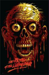 The Return of the Living Dead movie poster: Tarman (1985) 24x36