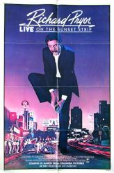 Richard Pryor: Live on the Sunset Strip movie poster (27x41) original