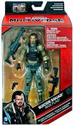DC Comics Multiverse: Suicide Squad Rick Flag action figure (Mattel)