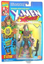 X-Men X-Force: Rictor action figure (ToyBiz/1994)