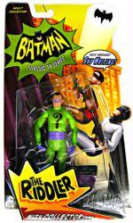 Batman 1966 TV Series: The Riddler action figure (Mattel/2013)