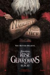 Rise of the Guardians movie poster (2012 advance) 27 X 40 original
