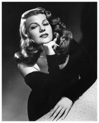 Rita Hayworth poster print (18x22) Gilda