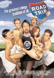 Road Trip movie poster [Tom Green, Seann William Scott] 27x40