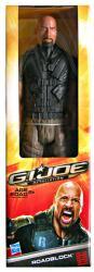 G.I. Joe Retaliation: 11'' Roadblock action figure (Hasbro/2012)