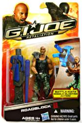 G.I. Joe Retaliation: Roadblock action figure (Hasbro)