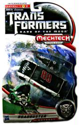 Transformers: Dark of the Moon [Mechtech] Roadbuster figure (Hasbro)