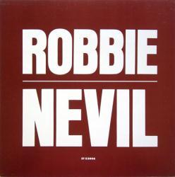Robbie Nevil poster: Robbie Nevil vintage LP/Album flat (1986)
