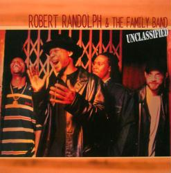 Robert Randolph & the Family Band poster: Unclassified LP/Album flat