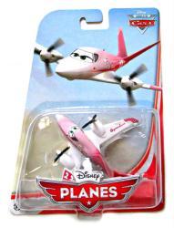 Planes: Rochelle 1:55 die-cast plane (Mattel/2013) Disney