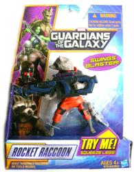 Guardians of the Galaxy: Rapid Revealers Rocket Raccoon action figure