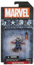 Marvel Infinite Series: Rocket Raccoon action figure (Hasbro/2014)