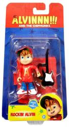 Alvin and the Chipmunks: Rockin' Alvin figure (Fisher Price/2016)