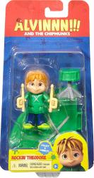 Alvin and the Chipmunks: Rockin' Theodore figure (Fisher Price/2016)
