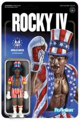 Rocky IV: Apollo Creed ReAction action figure (Super7/2019)