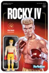 Rocky IV: Ivan Drago ReAction action figure (Super7/2019)