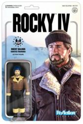 Rocky IV: Rocky Balboa (Winter Training) ReAction figure (Super7/2019)
